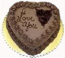 Send Heart shape cakes to Chennai.