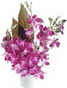 Orchid flowers arrangement:  same day delivery available at Chennai
