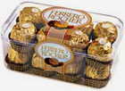 16Ferrero Chocolates