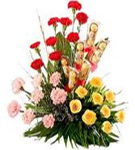 18 Rocher with Exotic Flowers to Chennai Delivery