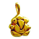 Jewellery Gift with 22-K-Gold-Ganesh-Pendant to Chennai Delivery
