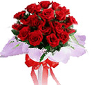 24 Rose Rose Flowers Bouquet to Chennai Delivery