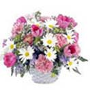 Birthday Gifts with Mixed Flowers Basket to Chennai Delivery