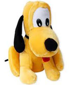 Send Soft Toy with Dog to Chennai Delivery.