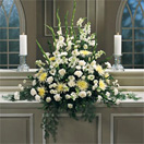Altar Flower Arrangement in Church to Chennai & Tamilnadu Delivery