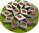 Congratulations  with Sweets -Badam Barfi(Katli)1/2kg to Chennai Delivery