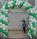 Balloon Decoration with Balloon Arches to Chennai Delivery