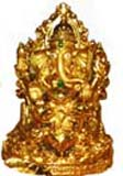 Diwali Gifts with Gold color Plated 6 to Chennai Delivery