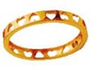 Congratulations with 22-K-Gold-Ring to Chennai Delivery