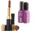 Cosmetic Gift With 2 Pcs Revlon Lipsticks , 2 Pcs Revlon Nail Polish to Chennai Delivery