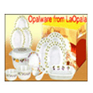 Anniversary Gifts with Full Dinnerset for from la opala to Chennai Delivery