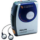 Electronic Philips Walkman to Chennai Delivery