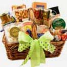Gift Baskets with Cookies, Nuts, Imported chocolates, Pringle Chips, Cheese, Jam,Dry Cake,Crackers,Sweets Box all in a decorative Basket to Chennai delivery