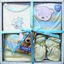New born Gifts with 4 Pcs Towel Set for New Borns to Chennai Delivery