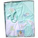 New born Gifts with 4 Piece Footed Sleeper Set to Chennai Delivery