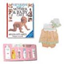 New born Gifts with Jhonson full set,Baby Care Book,100% Cotton Dress with pant and cap to Chennai Delivery