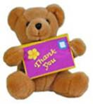 Corporate Gifts with Teddy Bear 16 to Chennai Delivery