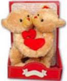 Kids Gift with Twin Teddy Bears to Chennai Delivery