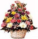 Wedding Gifts with Mixed Flower Basket to Chennai Delivery
